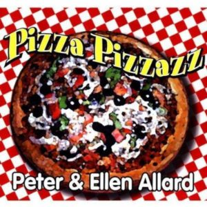 Pizza Pizzazz Album Cover