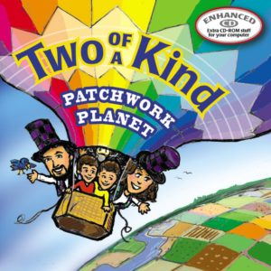 Patchwork Planet CD cov