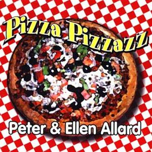 Pizza Pizzazz Cover