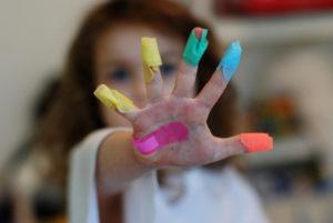 bandaid hand